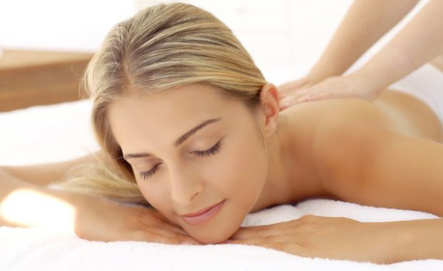 Massage Therapy Image
